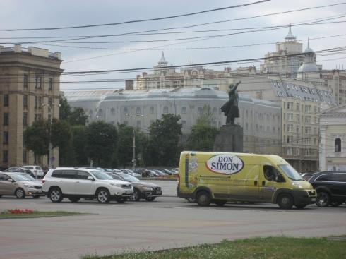 Lenin y el tintorro.JPG
